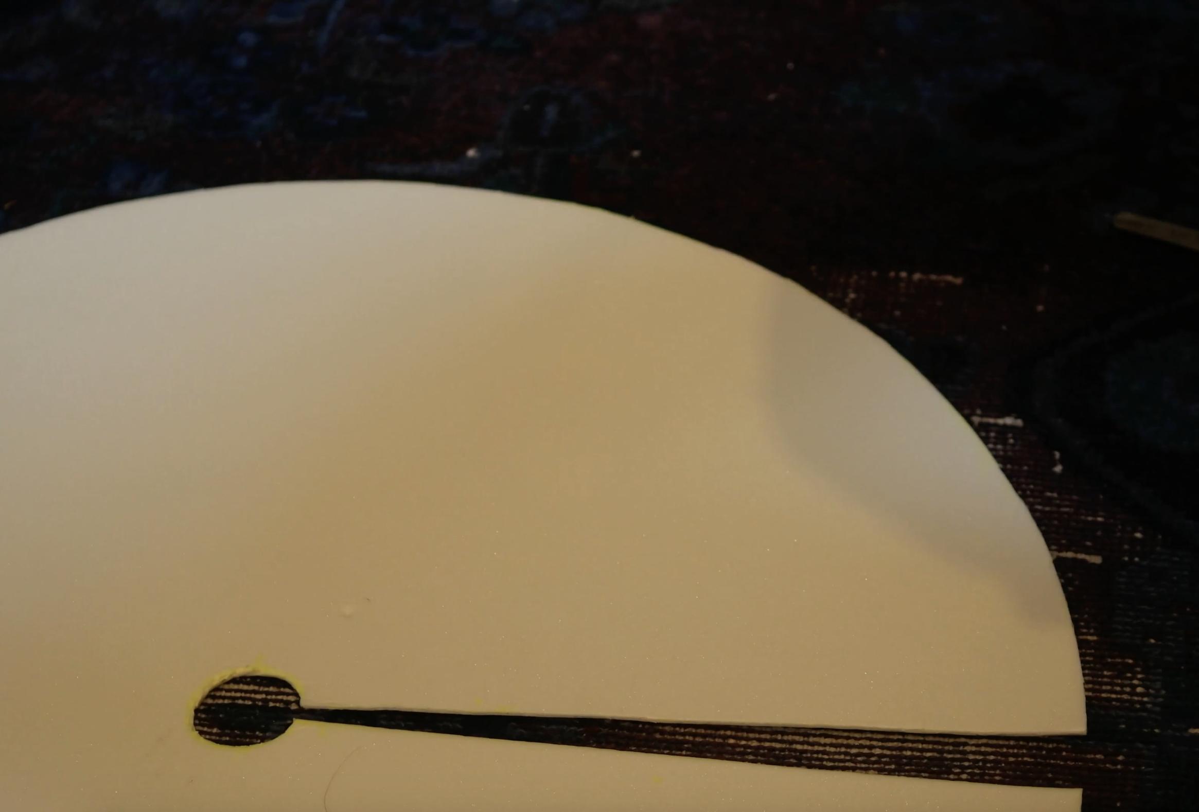 Picture of Cut the Foam Disc