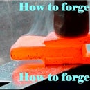 How to Forge Weld Steel.
