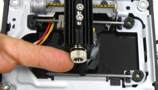 Adjusting Focal Length