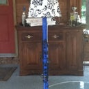 How To Make a Clarinet Lamp