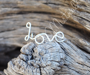 Adjustable Size Love Ring