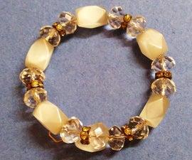Easy Memory Wire Bracelet