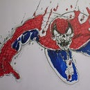 How To Draw Zombie Spiderman