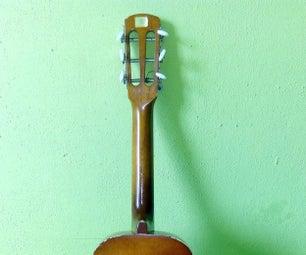 Old Guitar Renovation / Makeover