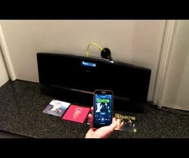 Albums With NFC Tags to Automatically Play Spotify Music on Chromecast