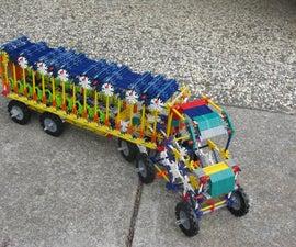 Big Mac Knex Truck