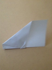 Fold Airplane in Half