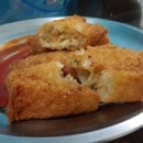 Cheese Burst Bread Croquettes