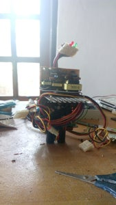 Naked Instructables Robot