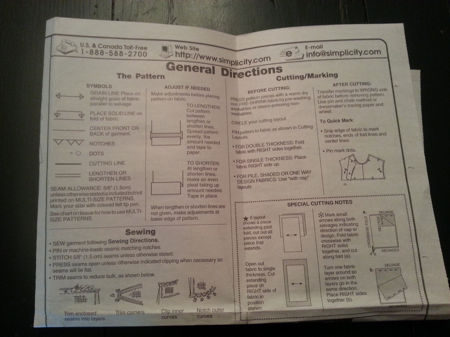Picture of Why the Heck Do I Care About the General Direction Page?