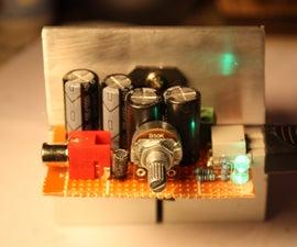 LM3875 56W Mono Amp Build