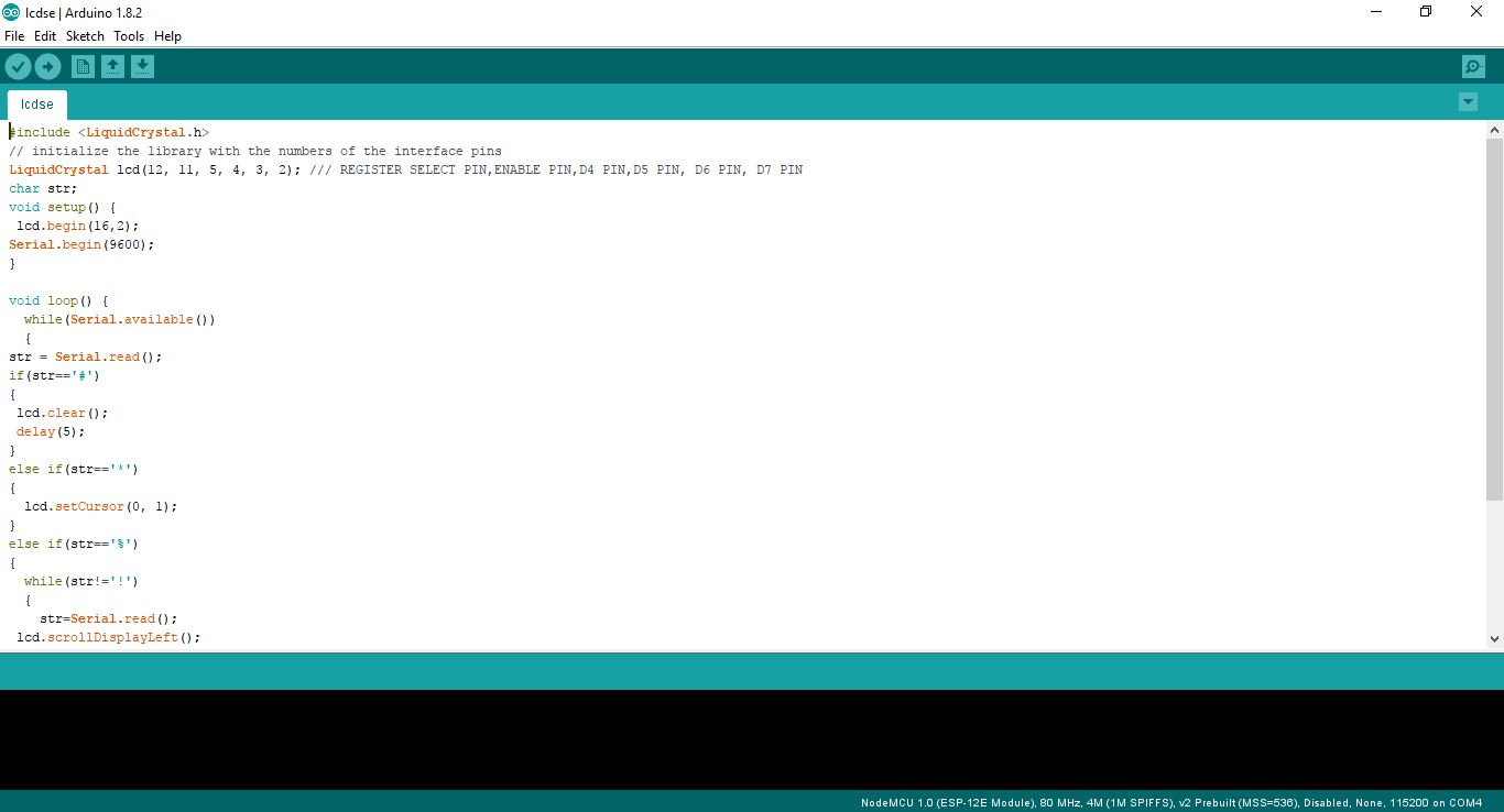 Picture of Code (Arduino)