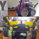 Raspberr Pi Robot- A Hybrid Robot With Advance Features