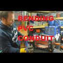 Bend PVC Conduit