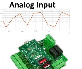 0-5V Analog input from Raspberry Pi graphed on Web