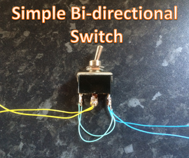 Simple Bi-directional Switch