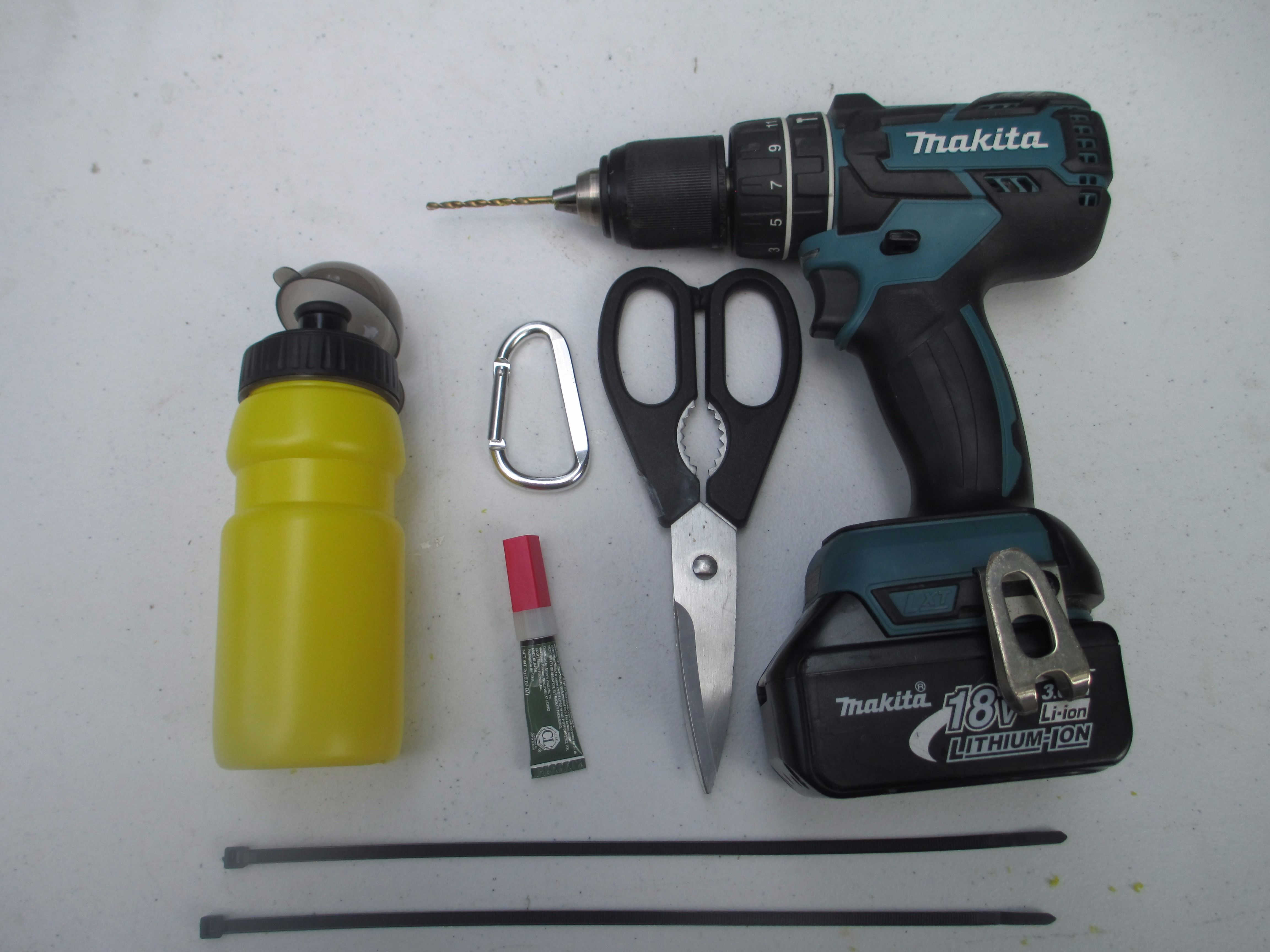 Picture of Tools and Supplies