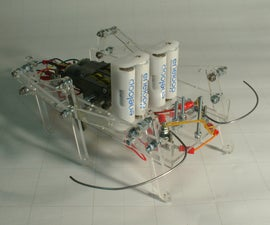 How to Make an OAWR (Obstacle Avoiding Walking Robot)