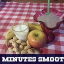 5 Min. Fruit & Milk Smoothies (quick and Easy)