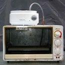 Build a small scale hearth oven