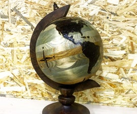 The Wooden Globe
