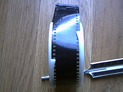 Loading the Film Spool