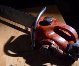 Evil Dead 2 Chainsaw