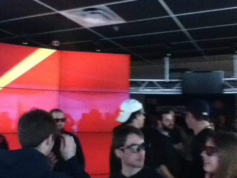 Picture of CAVE2™: Hybrid Reality Open House