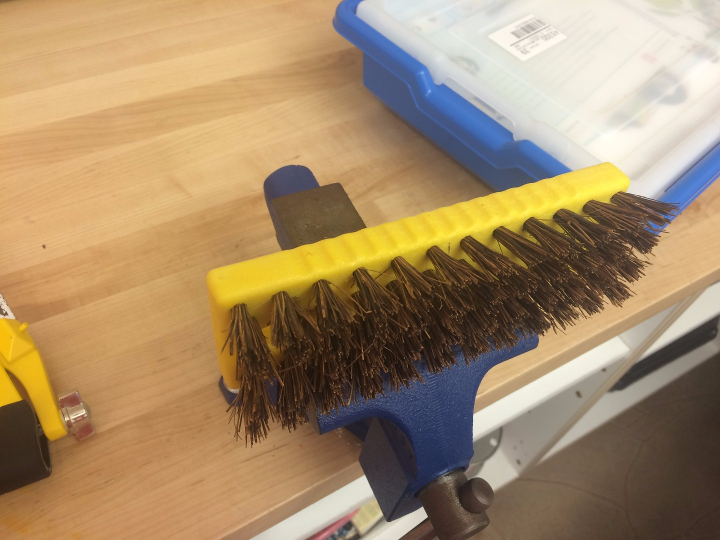 Picture of Saw Brush to Wanted Length