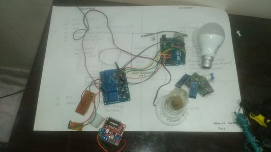 Diy Super Simple Fan Dimmer With Arduino and Bluetooth 4 Home Automation