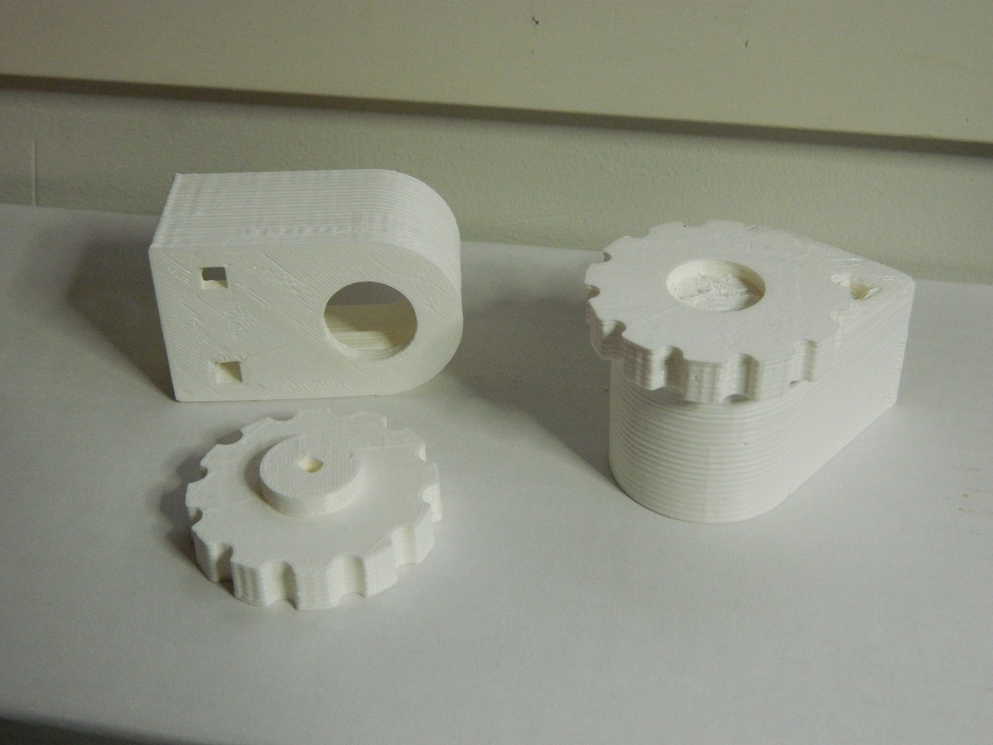 Picture of Assemble the Wheels