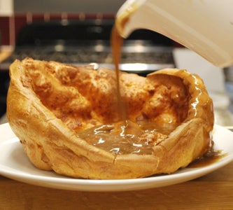 How to Cook British Yorkshire Pudding