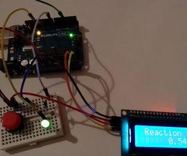 Arduino Reflex Tester