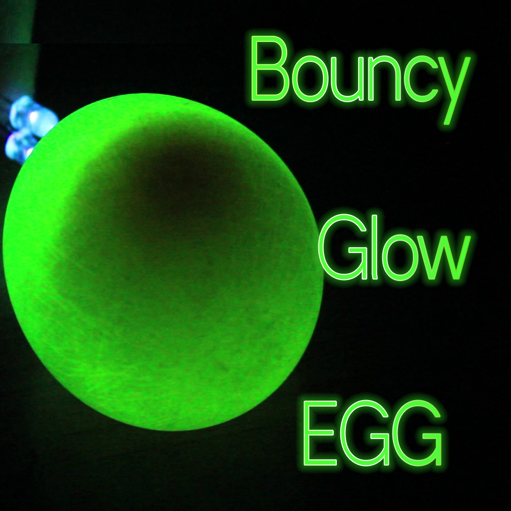 Picture of How to Make Egg Glow in the Dark