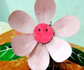 Flora- an interactive flower