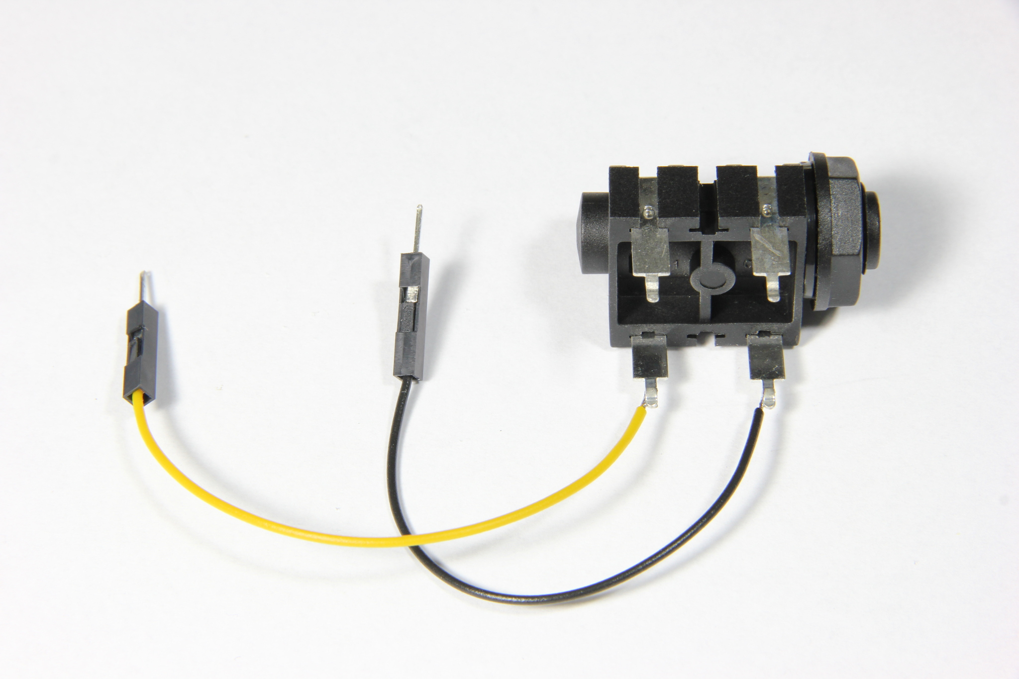 Picture of Solder the Cable
