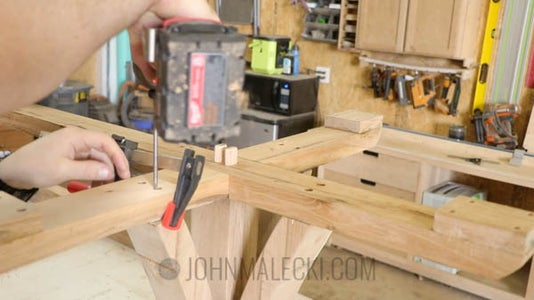 The Base : Joinery