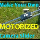 DIY Linear Driven Camera Slider