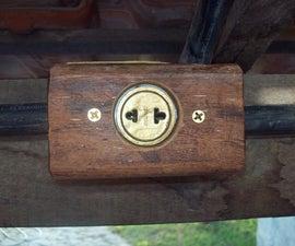 Steampunk Socket/Switchplate