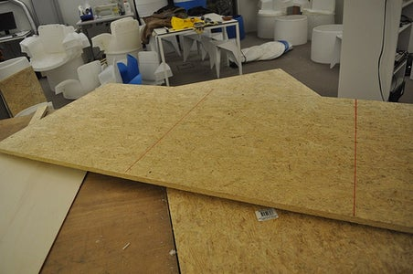 Use a Tablesaw for All the Pieces.