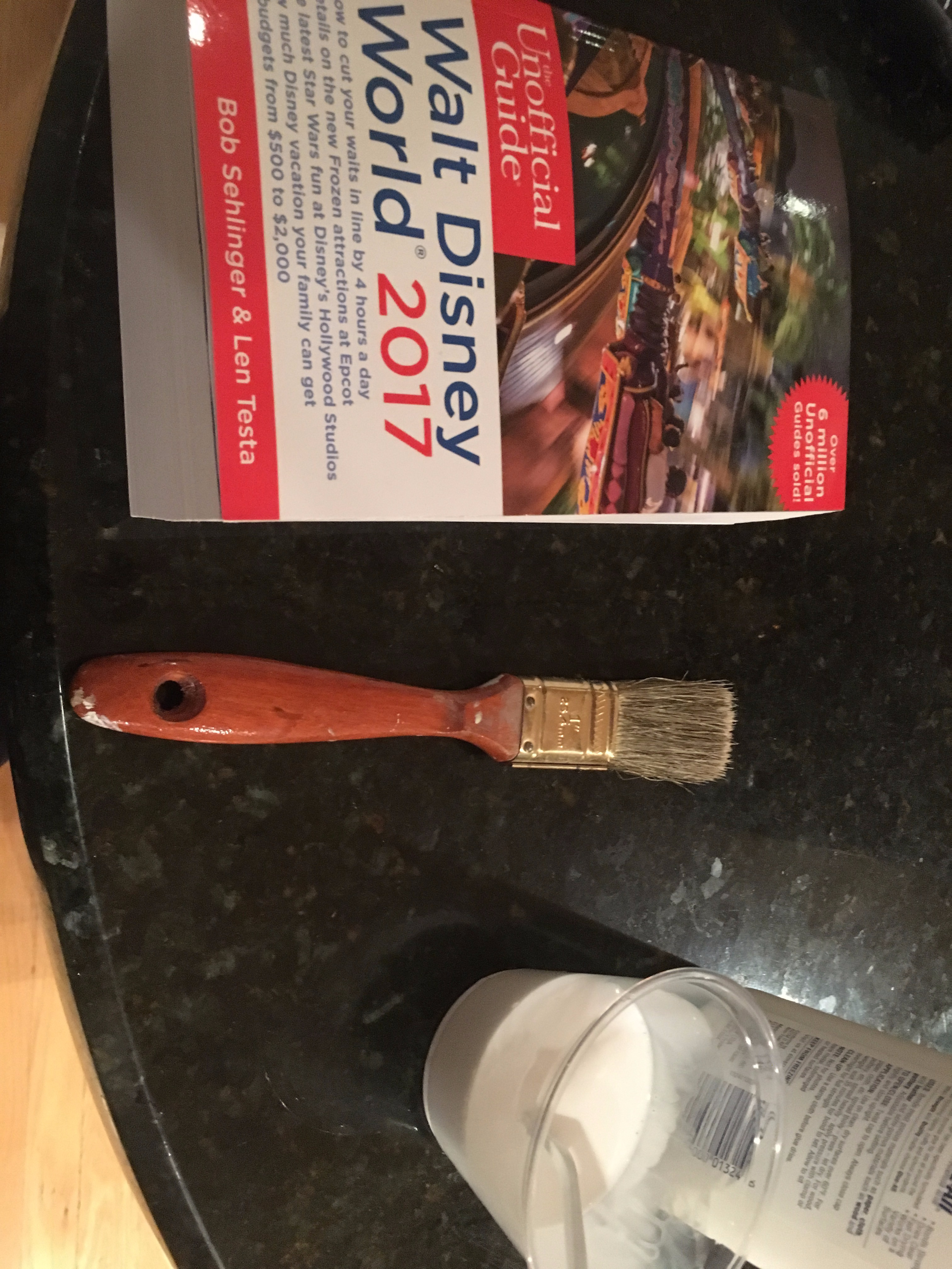 Picture of Apply the Glue
