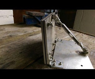 An Adjustible Angle Knife Grinding Jig