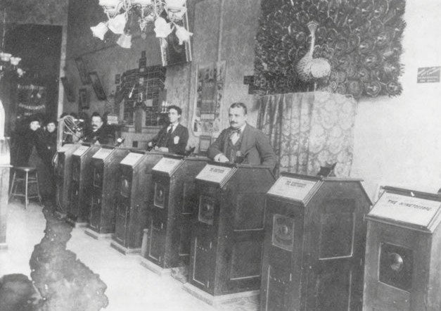 Picture of Virtual Reality Kinetoscope Parlor