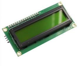 How to Use Arduino I2C Serial LCD 16x2 (Yellow Backlight)