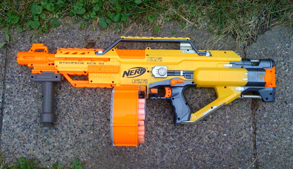 Picture of Nerf Stampede Mod
