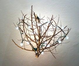 Tumbleweed Chandelier