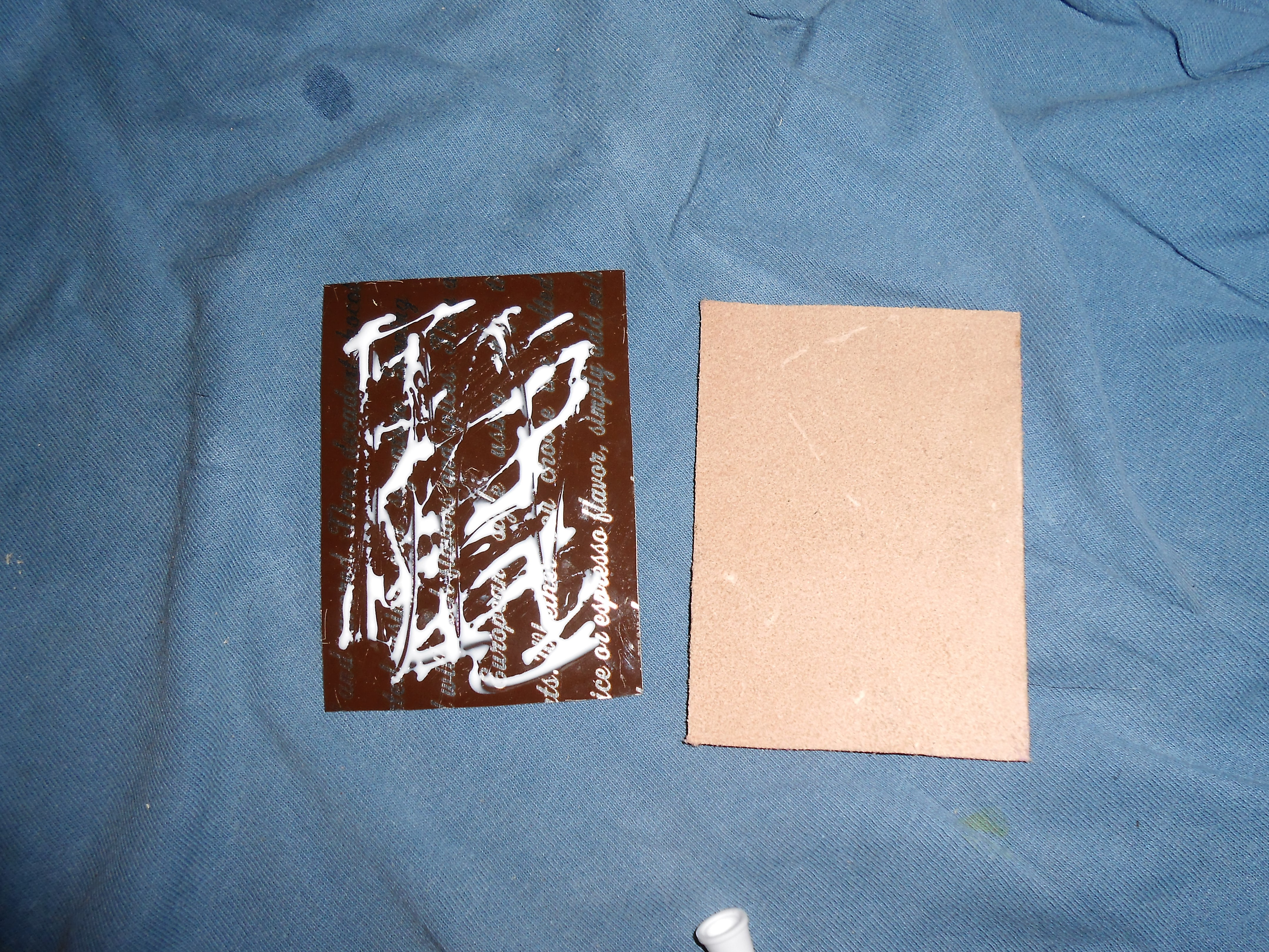 Picture of Making the Magnet Thingy.