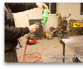 $6.00 Sandblaster That Actually Works