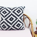 Chunky Jacquard Pillow knitting pattern