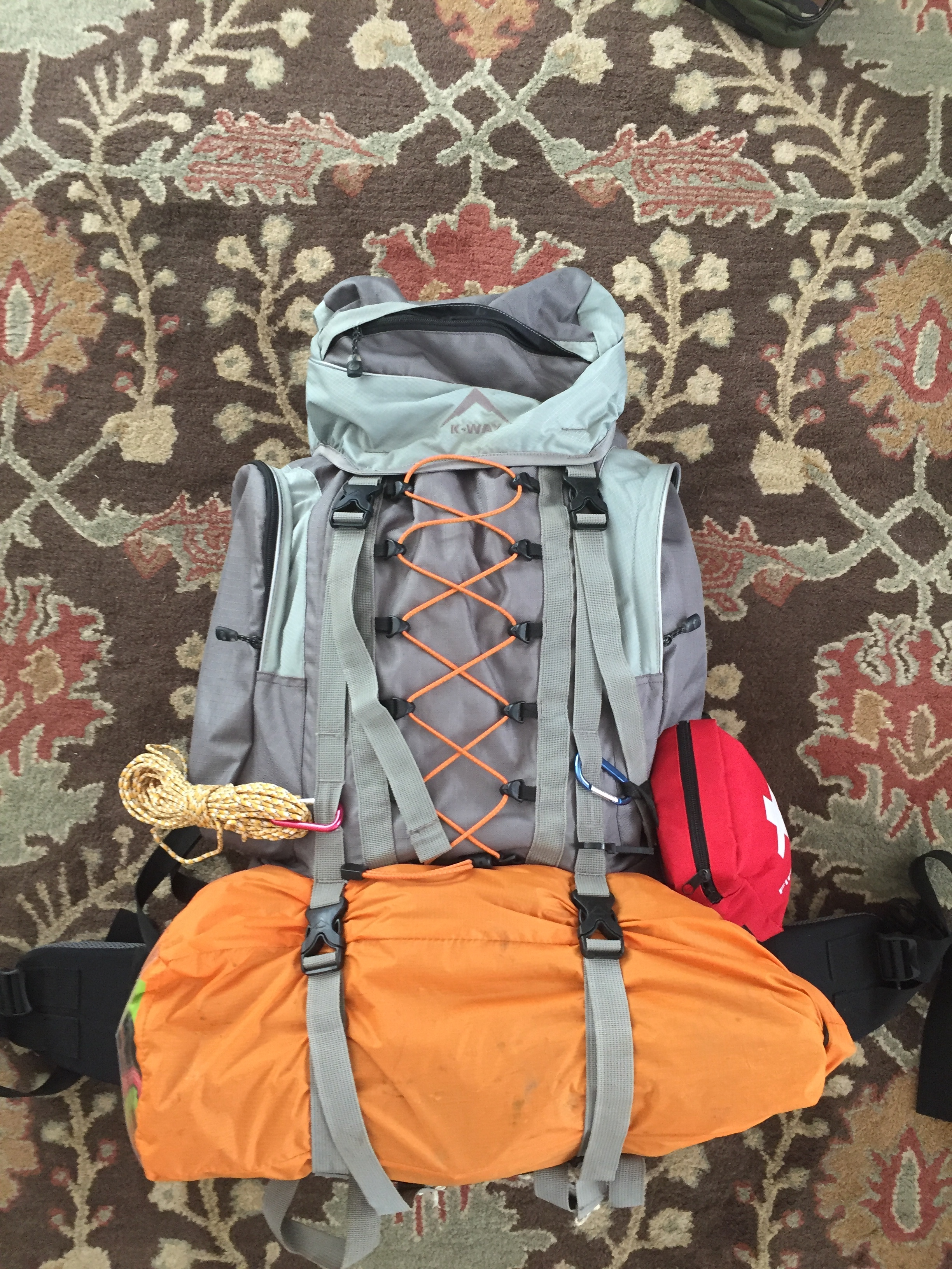 Picture of How to Pack for Multi Day Hike
